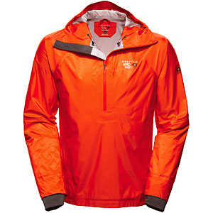 photo: Mountain Hardwear Blazar Pullover waterproof jacket