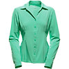 photo: Mountain Hardwear Women's Chiller Long Sleeve Shirt