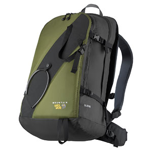 photo: Mountain Hardwear Glisse daypack (under 2,000 cu in)