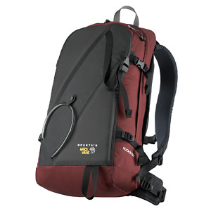 photo: Mountain Hardwear Huckster daypack (under 2,000 cu in)