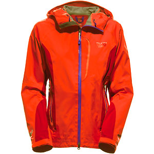 photo: Mountain Hardwear Women's Sitzmark Jacket waterproof jacket