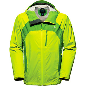 photo: Mountain Hardwear Men's Stretch Capacitor Jacket waterproof jacket