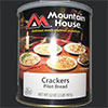 photo: Mountain House Pilot Bread Crackers