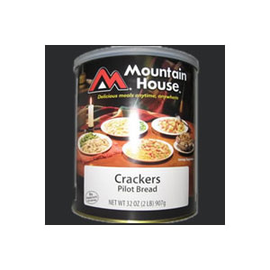 photo: Mountain House Pilot Bread Crackers food/drink