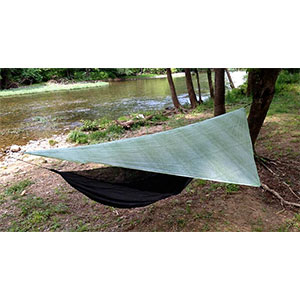 Mountain Laurel Designs Hammock Cuben ASYM Tarp