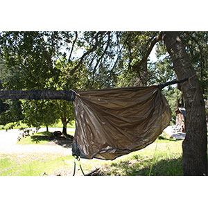 MountainGoat Gear Mesh Tarp Storage Sleeves