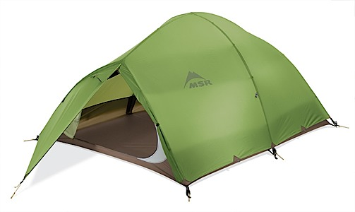 photo: MSR Holler three-season tent