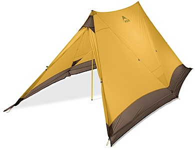 photo: MSR Twin Brothers tarp/shelter
