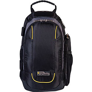 photo: National Geographic Explorer DSLR Sling Camera Bag daypack (under 2,000 cu in)