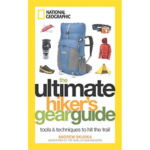 photo of a National Geographic hiking/camping product