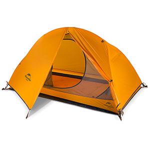 photo: Naturehike Cycling Ultralight Silicone One Man Tent three-season tent