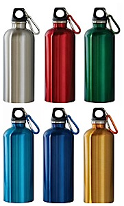 New Wave Enviro Tinted Stainless Steel Bottle .6L
