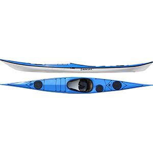 Nigel Dennis Kayaks Romany Surf