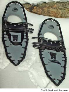 photo: Northern Lites Backcountry backcountry snowshoe