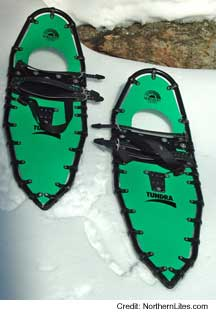 photo: Northern Lites Tundra backcountry snowshoe