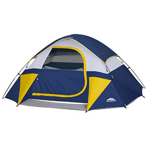 photo of a Northwest Territory hiking/camping product