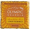 photo: Olympia Granola Lemon Chamomile Sunshine Bar