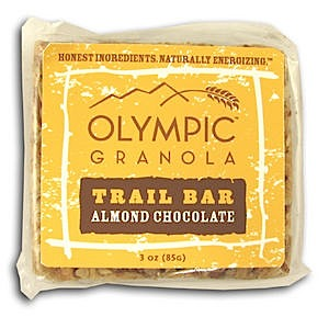 photo: Olympia Granola Almond Chocolate Trail Bar bar
