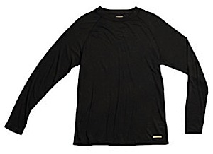 photo: Omni-Wool Men's Midweight Crew base layer top
