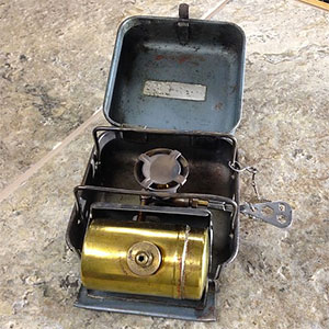 photo: Optimus 8R liquid fuel stove