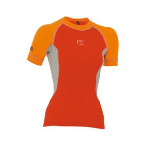 photo: Ortovox Women's Merino 130 Short Sleeve base layer top