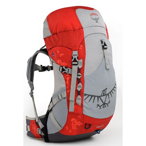 photo: Osprey Imp daypack (under 2,000 cu in)