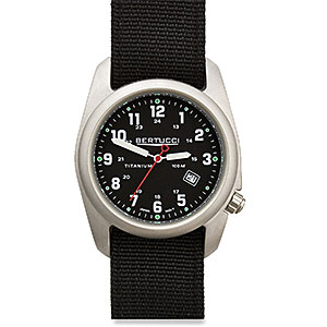 photo:   Bertucci A-2T Titanium Nylon Watch accessory