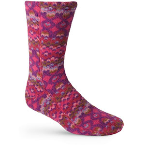 photo:   Acorn Fleece Socks sock