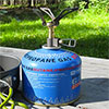 photo:   BRS 3000W Canister Stove
