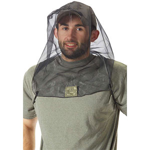 BugBaffler Insect Protective Headnet