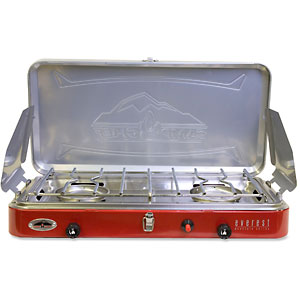 photo: Camp Chef Everest 2-Burner Camp Stove liquid fuel stove