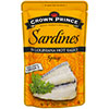 photo:   Crown Prince Sardines in Lousiana Hot Sauce