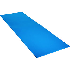 photo:   Ensolite Sleeping Pad closed-cell foam sleeping pad