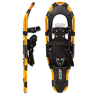 photo:   Ganka GKSII Snowshoes recreational snowshoe
