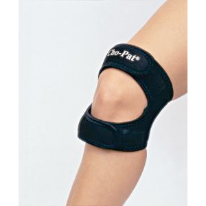 photo:   Cho-Pat Dual Action Knee Strap first aid supply