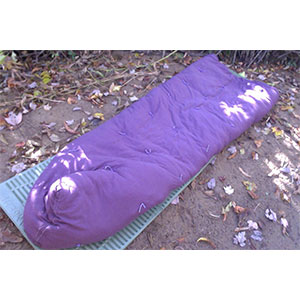 Lucky Sheep Wool Sleeping Bag