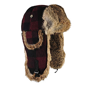 photo:   Mad Bomber Wool Bomber winter hat