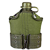 Military Canteen and Pistol Belt Kit