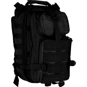 "Modern Warrior 18.5"" Tactical Military Style Backpack"