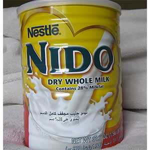Nestle NIDO Dry Whole Milk