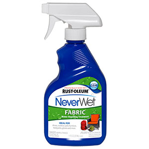 Rust-Oleum NeverWet Fabric