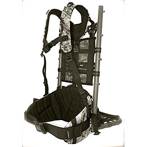 photo:   Nimrod Pack System external frame backpack