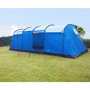 photo:   Peaktop 8 Man Big Tunnel Spider Family Group Camping Tent tent/shelter