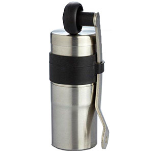 photo:   Porlex Mini Stainless Steel Coffee Grinder kitchen accessory