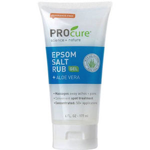 PROcure Epsom Salt Rub
