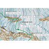 photo:   Carin Mountain Company Mount Rainier Guide Reference Map