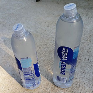 Smartwater Bottles