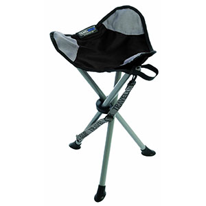 photo: TravelChair Ultimate Slacker Tripod Camp Stool camp chair
