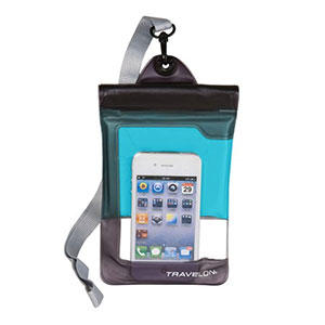 photo:   Travelon Clear View Waterproof Pouch dry case/pouch