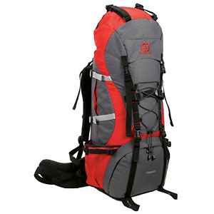 photo: Outbound Canyon 55+10 weekend pack (3,000 - 4,499 cu in)